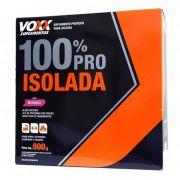 Whey 100% Pro Isolada Voxx Suplementos - 900g