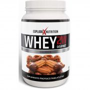 Whey 2W Gourmet Explode Nutrition - 900g