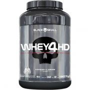Whey 4HD Black Skull - 900g