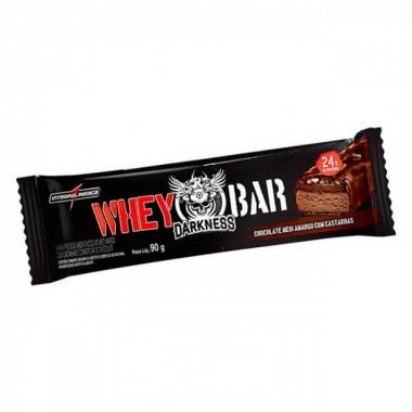 Whey Bar Darkness IntegralMedica 90g - (unidade)