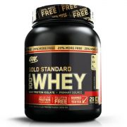Whey Protein 100% Gold Standard Optimum Nutrition - 1090g