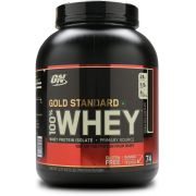 Whey Protein 100% Gold Standard Optimum Nutrition - 2.3kg