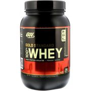Whey Protein 100% Gold Standard Optimum Nutrition - 900g Venc. 07/2020