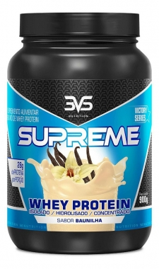 Whey Protein Supreme Victory Series 3VS Nutrition - 900g