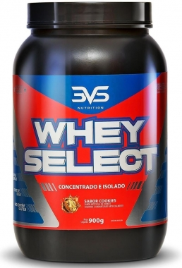 Whey Select 3VS Nutrition - 900g