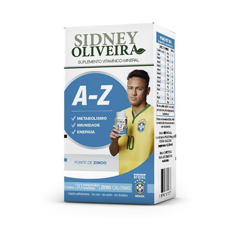 A-Z Multivitamínico Sidney Oliveira - 30 caps