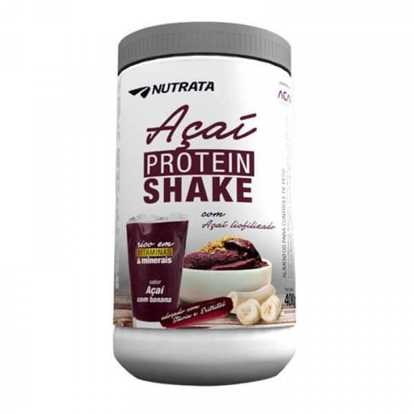 Açaí Protein Shake Nutrata - 400g