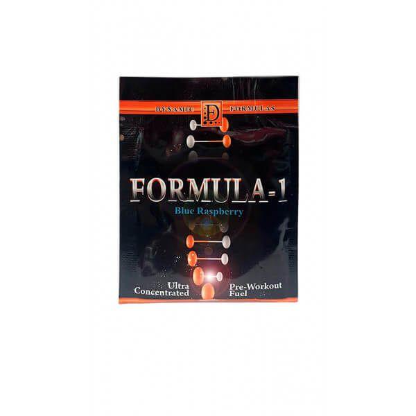 AMOSTRA Formula-1 Dynamic Formulas