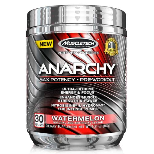 Anarchy MuscleTech - 30 doses