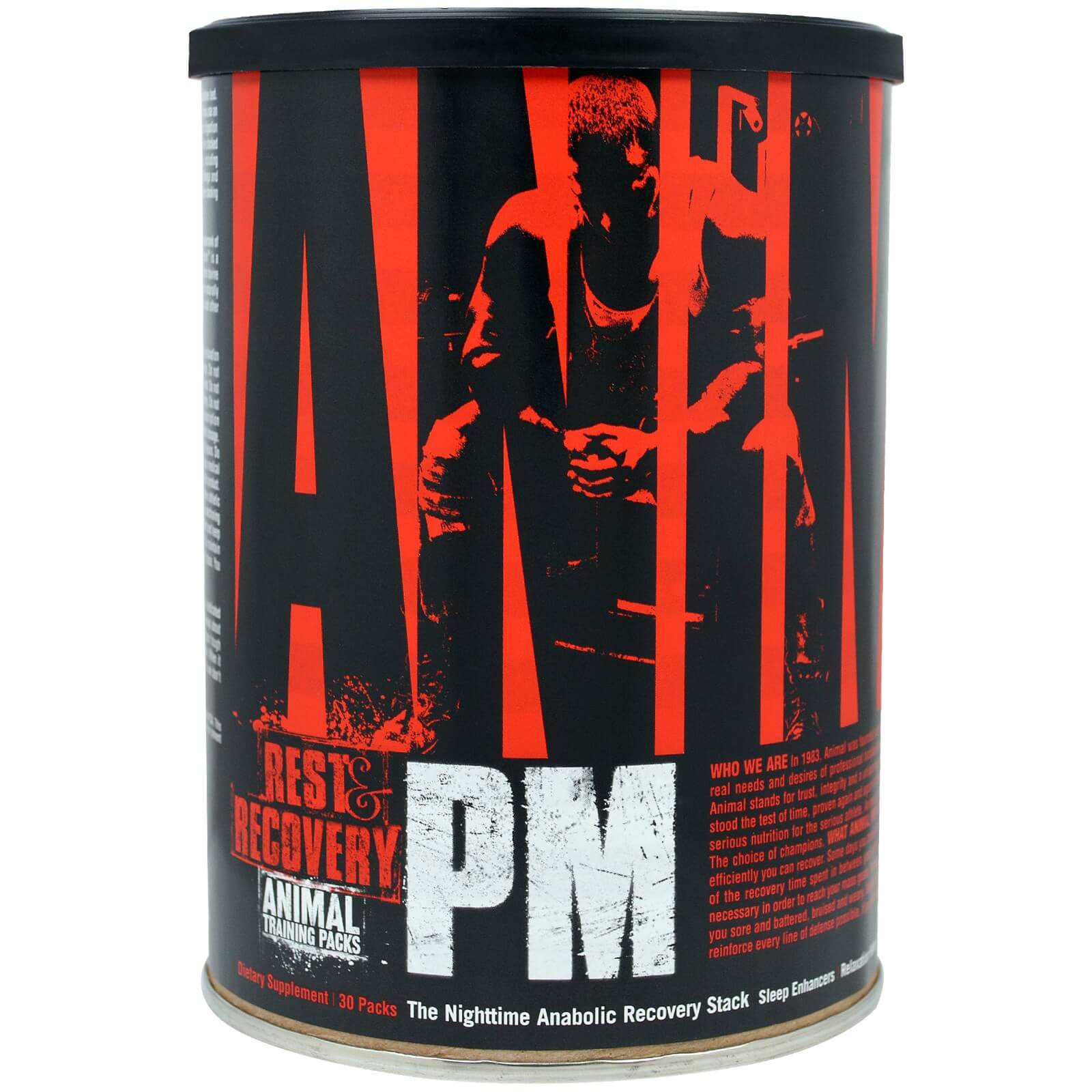 Animal PM Universal Nutrition - 30 packs