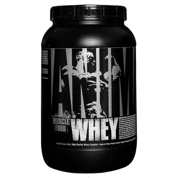 Animal Whey Universal Nutrition - 907g