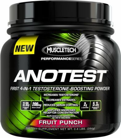 Anotest MuscleTech - 40 doses