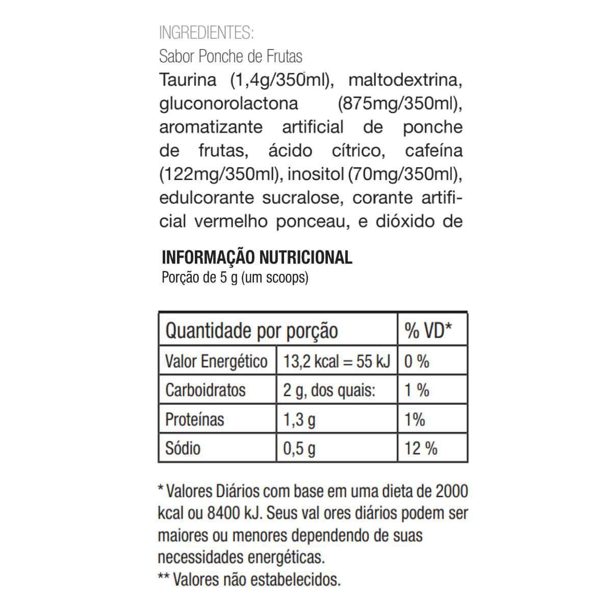 Assault Energia + Força Muscle Pharm (NACIONAL) - 30 doses