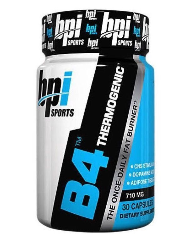 B4 BPI Sports - 30 caps