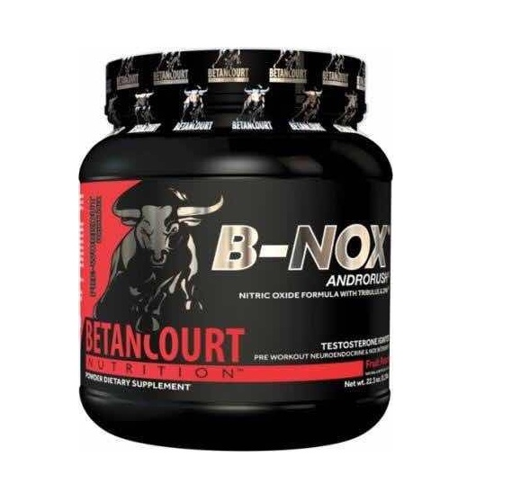 B-Nox Androrush Betancourt Nutrition - 35 doses