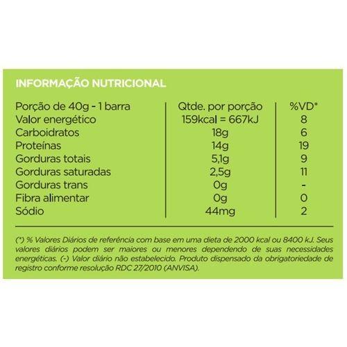Barra de Proteína Yeh! SyntheSize - 40g