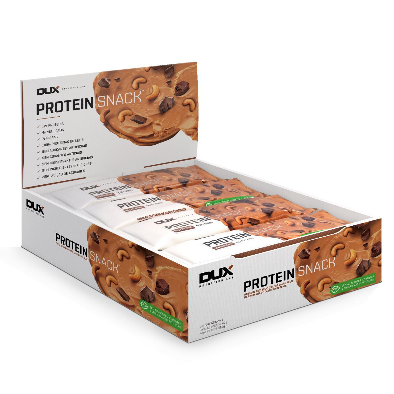 Barra Protein Snack DUX Nutrition - 40g
