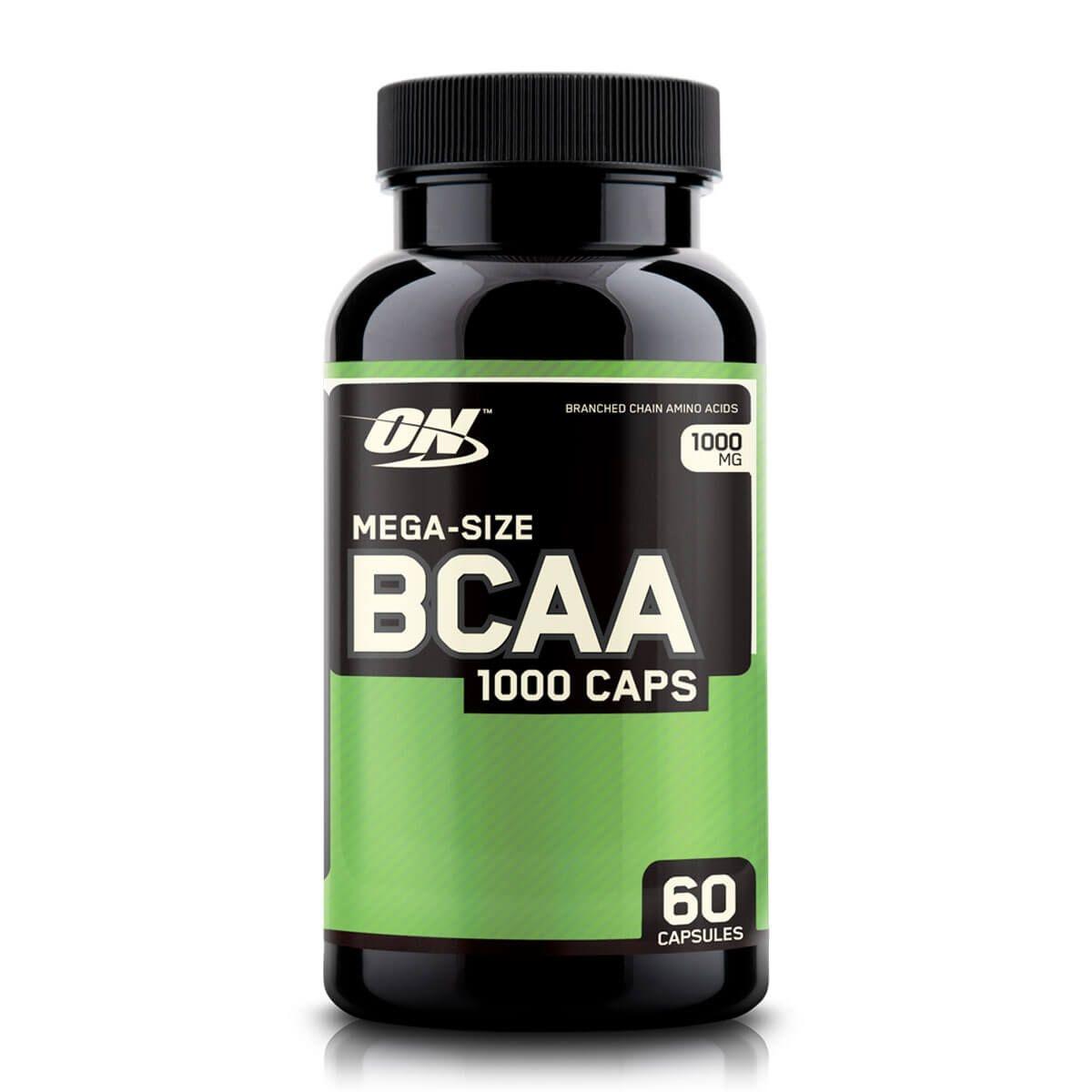 BCAA 1000 Optimum Nutrition - 60 caps