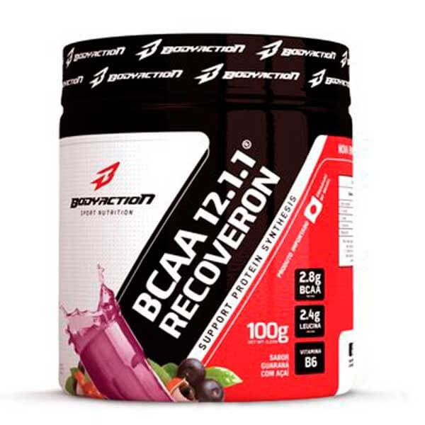 BCAA 12.1.1 Recoveron Body Action - 100g