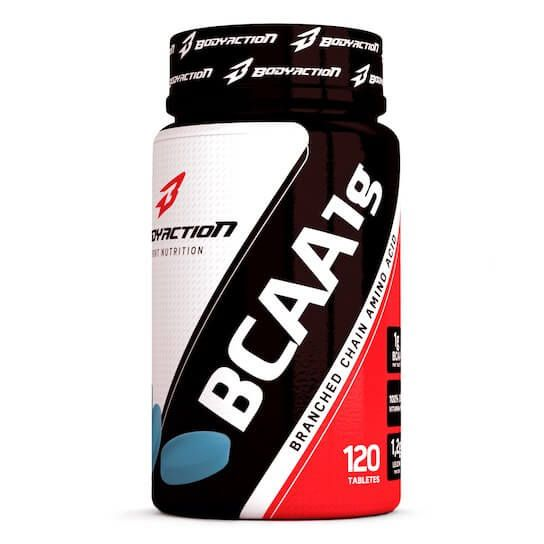 BCAA 1G Body Action - 120 caps