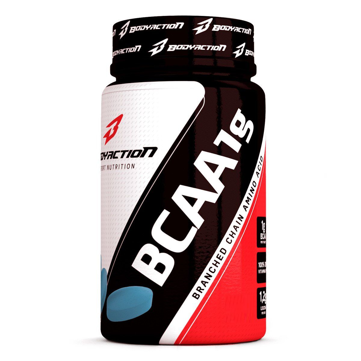 BCAA 1G Body Action - 60 caps