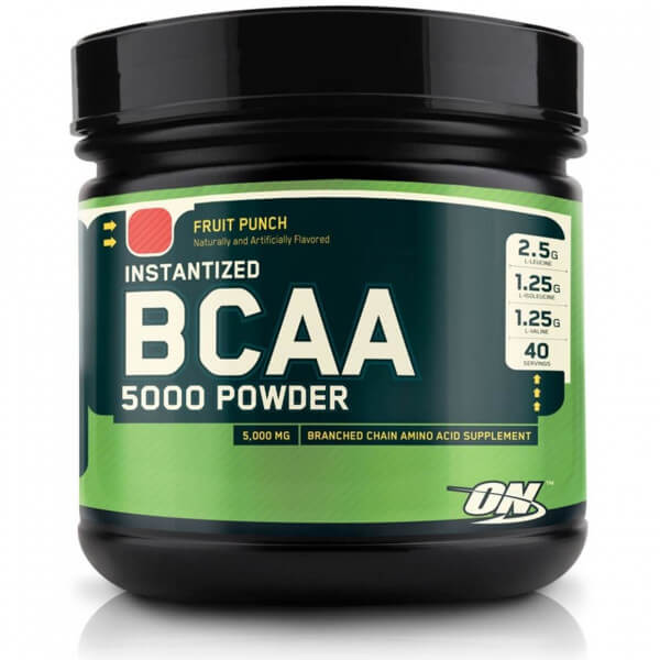 BCAA 5000 Powder Optimum Nutrition - 40 doses