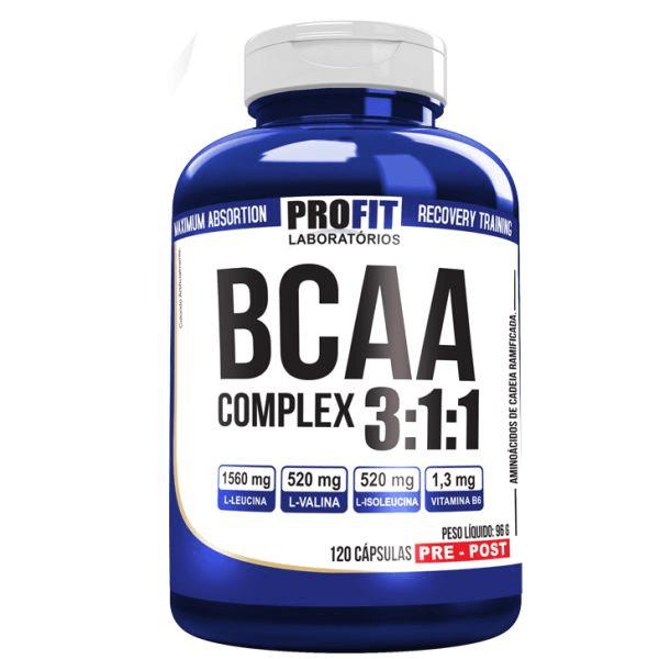 BCAA Complex 3:1:1 Profit - 60 caps