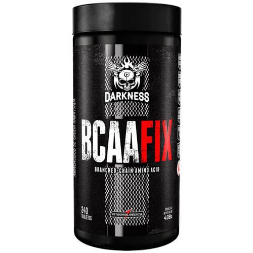 BCAA Fix IntegralMedica - 240 caps