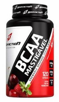 BCAA Mastigável Body Action - 120 tabletes