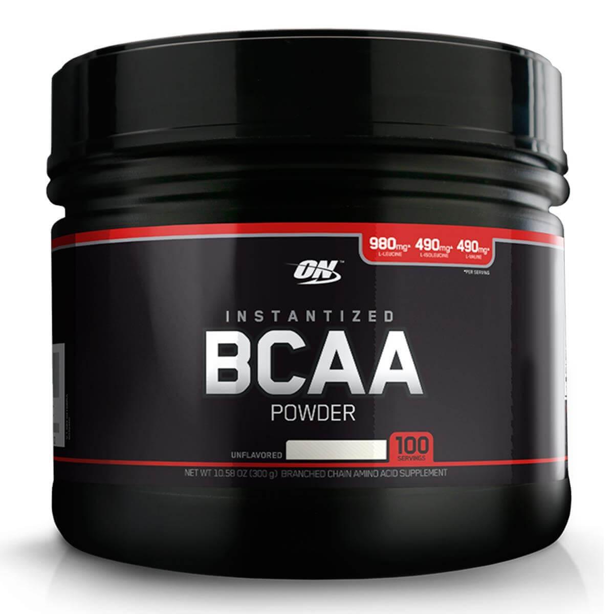 BCAA Powder Black Line Optimum Nutrition - 300g