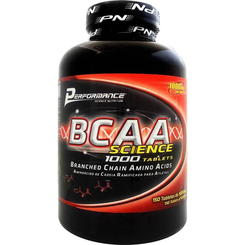 BCAA Science 1000 Performance Nutrition - 150 tabletes