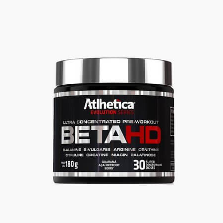 Beta-HD Atlhetica Nutrition - 30 doses