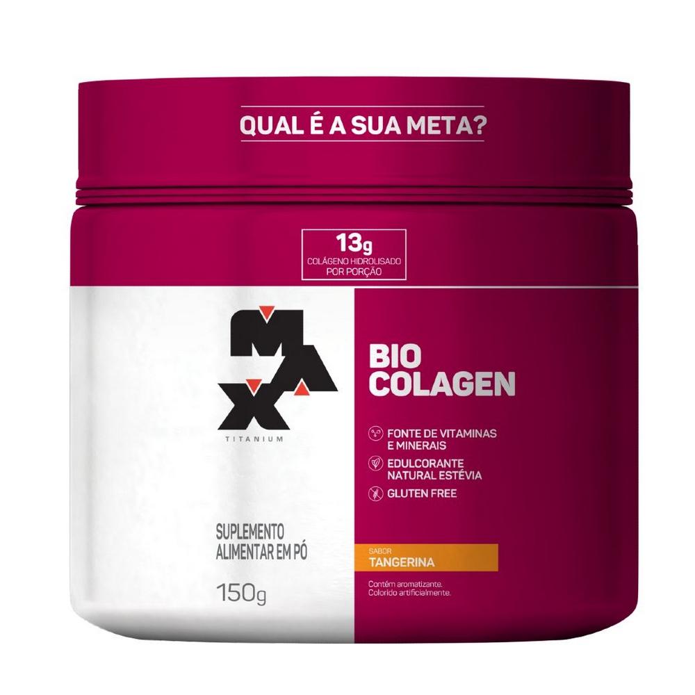Bio Colagen Max Titanium - 150g