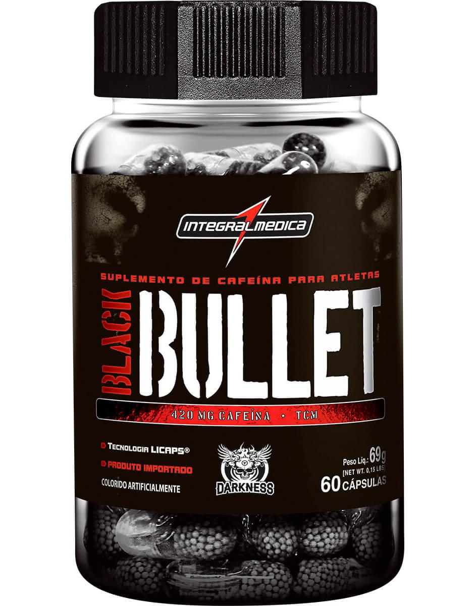 Black Bullet Darkness IntegralMedica - 60 caps