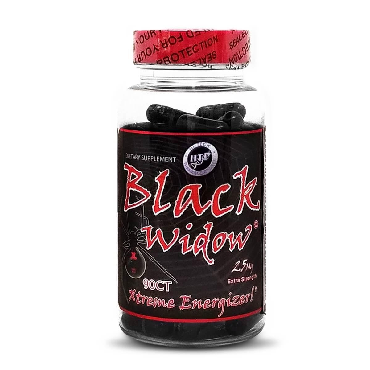 Black Widow Hi-Tech - 90 caps