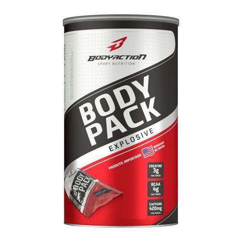 Body Pack Explosive Body Action - 44 Packs