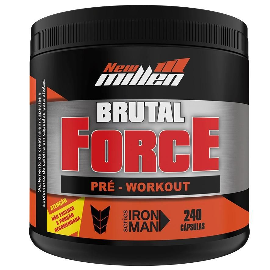 Brutal Force New Millen - 240 caps