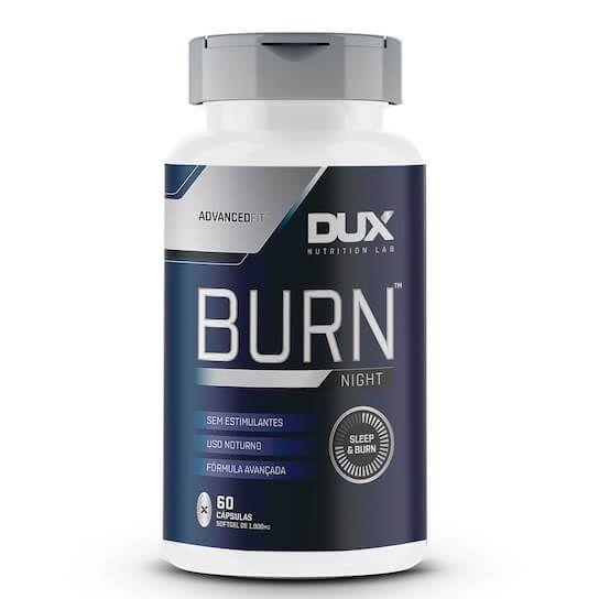 Burn Night DUX Nutrition - 60 caps