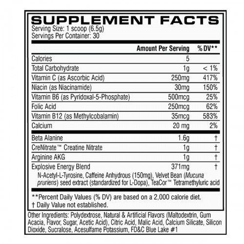 C4 Cellucor Original (IMPORTADO) - 30 doses