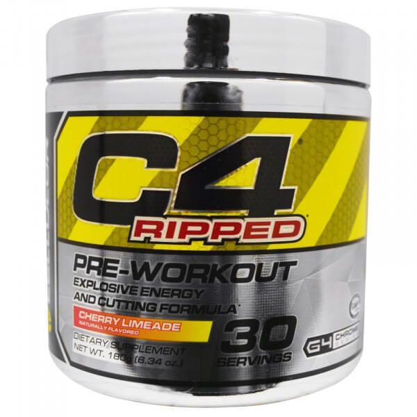 C4 Cellucor Ripped (IMPORTADO) - 30 doses