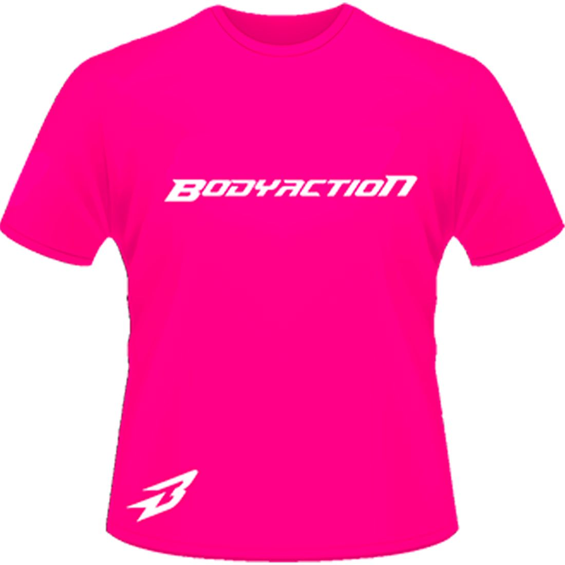 Camiseta Body Action