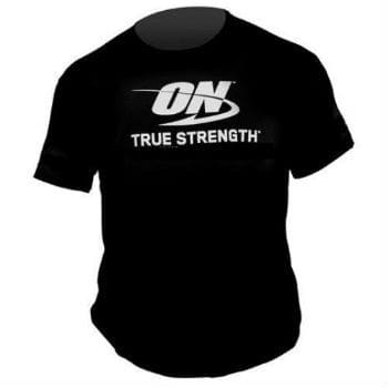 Camiseta Dry ON True Strenght Optimum Nutrition