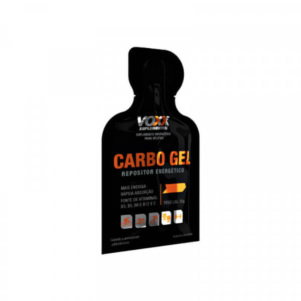 Carbo Gel Voxx Suplementos - 30g