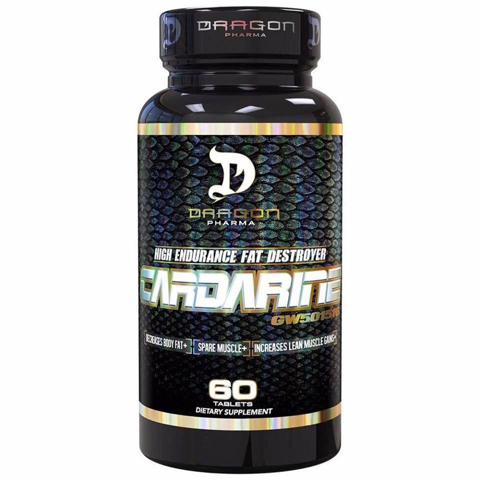 Cardarine Dragon Pharma - 60 tabletes