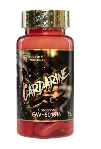Cardarine Dynamic Formulas - 60 caps