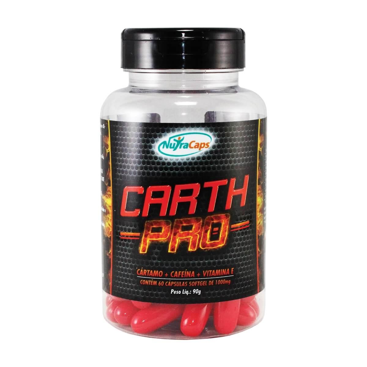 Carth Pro 1000mg NutraCaps - 60 caps