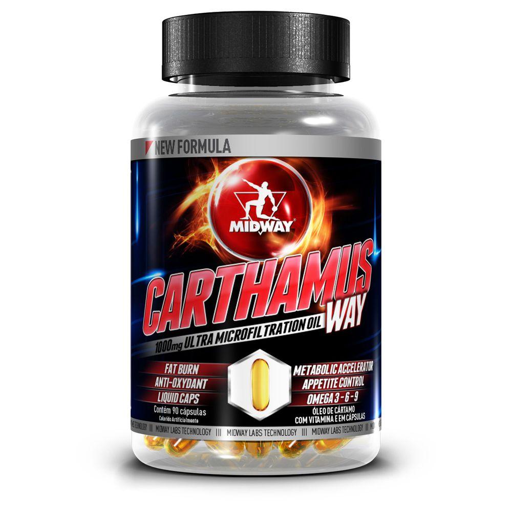 Carthamus Way Midway - 90 caps