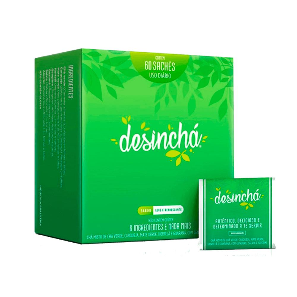 Chá Desinchá - 60 sachês