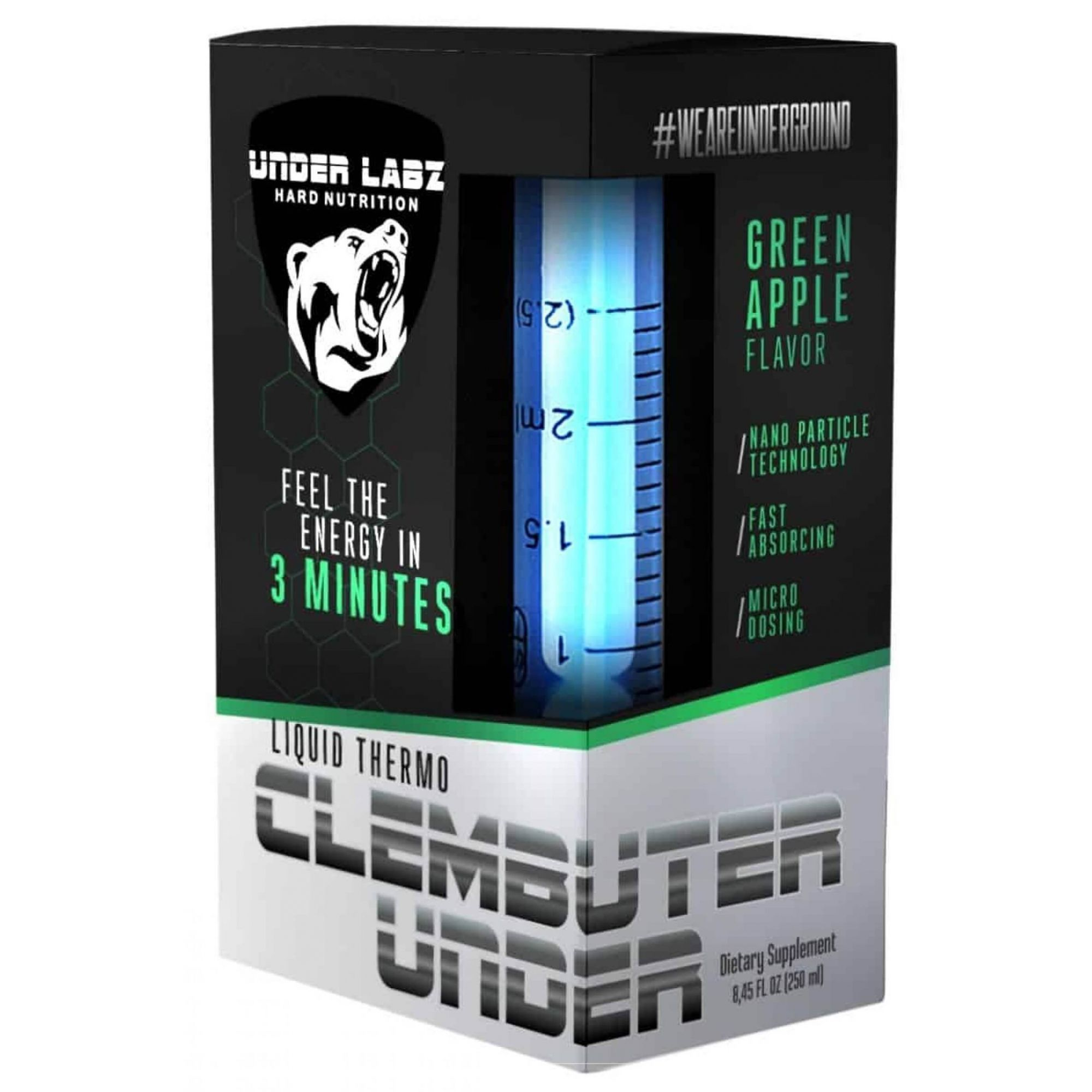 Clembuter Under Under Labz - 250ml