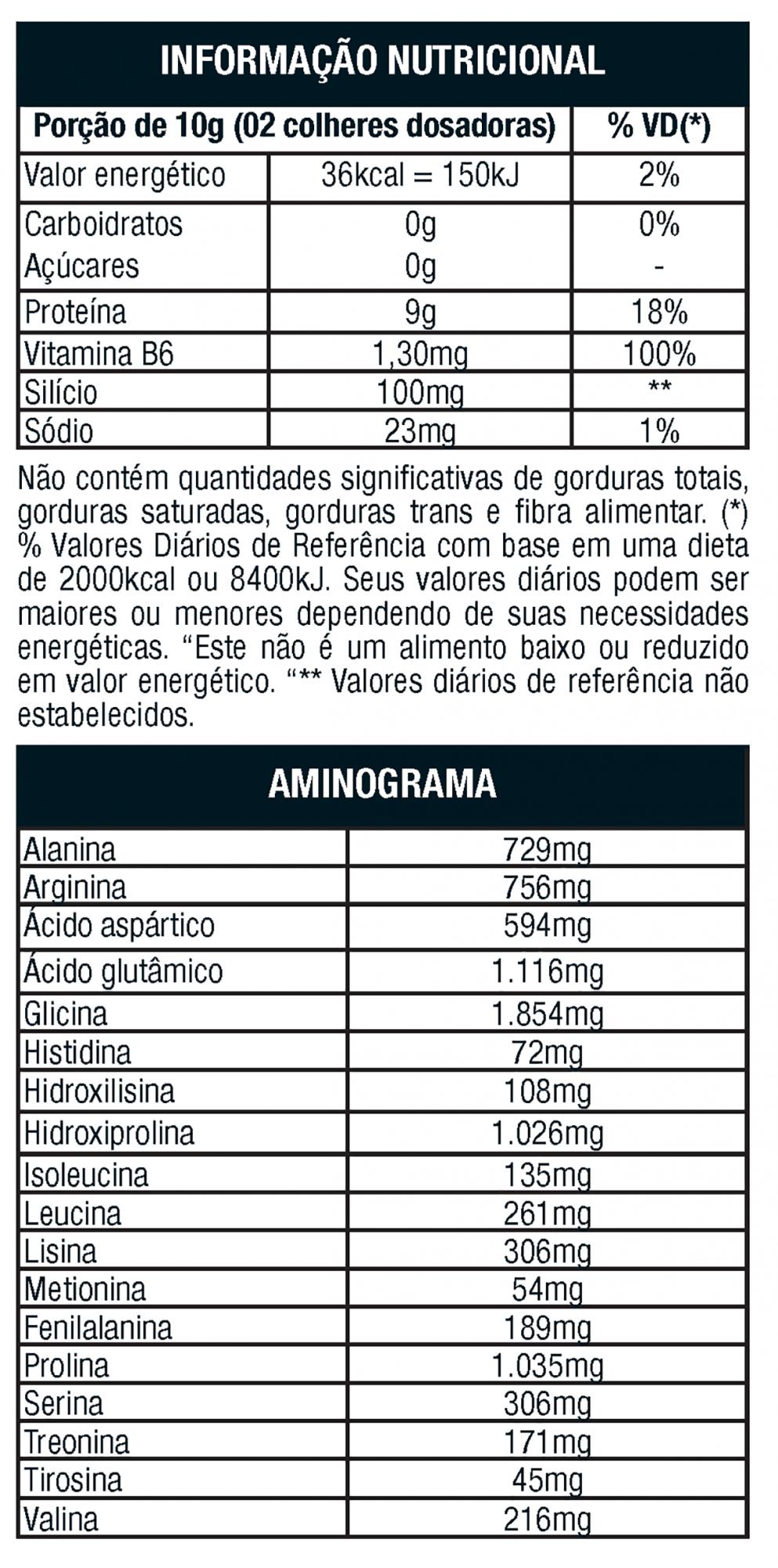 Colágeno Antiox Nutrata - 300g